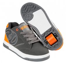 Heelys Propel 2.0 Charcoal-Orange-Grey